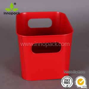 Square Galvanized Metal Tin Ice Bucket/Beer Cooler pictures & photos