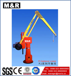 High Quality Pdja Mode Balance Crane pictures & photos