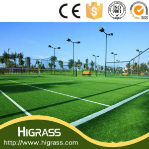 Higrass Produce Soft Durable Anti-UV Fake Soccer Football Synthetic Artificial Turf Price pictures & photos