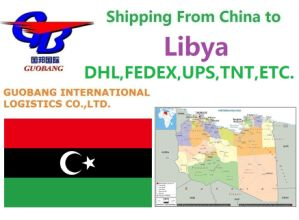 Courier Shipping Services From China to Libya