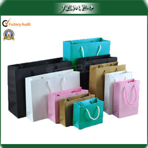 Colorful Eco Cardboard Paper Bag pictures & photos
