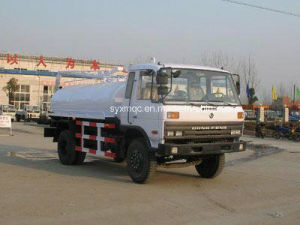 Heavy Duty 4X2 8000L Vacuum Sewage/Fecal Suction Truck (EQ1141KJ)