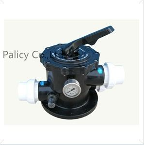Swimming Pool Multiport Valves for Top Mount Sand Filter 2""