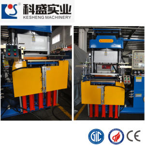 Automatic Hydraulic Rubber Machinery for Rubber Silicone Products (KS300V4) pictures & photos