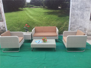 Garden Rattan Sofa Furniture Set