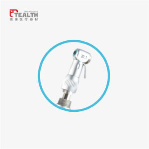 Tealth Deatchable 20: 1reduction Surgery Implant Contra-Angle Handpiece pictures & photos