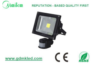 20W LED Sensor Flood Light LED PIR Flood Light