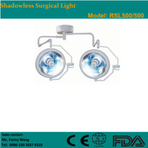 2015 Shadowless Ceiling Surgical Light (RSL500/500) -Fanny pictures & photos