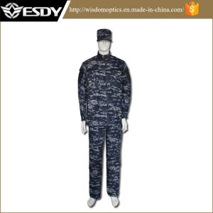 Ocean Digital Tactical Airsoft Wargame Suit Combat Camouflage Military Uniform pictures & photos