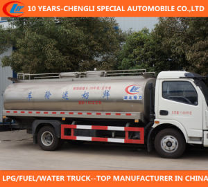 Dongfeng 4X2 Fresh Milk Transport Truck/Milk Tanker Truck/Milk Truck pictures & photos