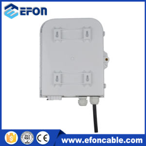 Waterproof FTTH Fiber Optic Disturition Box 8 Port Splitter Box with Sc/APC Connector pictures & photos