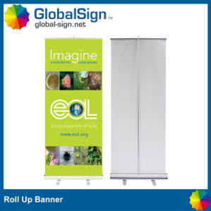 Best Price Retractable Roll up Banner Stand for Advertising
