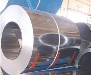 No. 4 Finish Colled Rolled Stainless Steel Strip (409) pictures & photos
