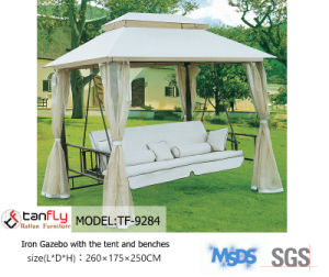 Waterproof Outdoor Used Gazebo with The Tent and Beaches