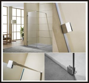 China walk in shower screen 8mm fixed tempered glass door bathroom walk in shower screen 8mm fixed tempered glass door bathroom door panel for hotel planetlyrics Gallery