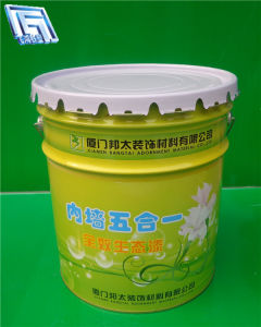 Customized Chemical Pail/Chemical Metal Pail/Chemical Barrel
