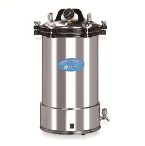 Portable Pressure Steam Autoclave Sterilizer (YX-280) pictures & photos