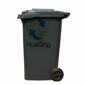 240L Plastic Outdoor Garbage Dustbin From China pictures & photos