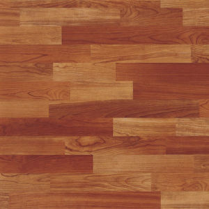 Anti Slip Wood Texture PVC Plastic Floor Sheet For Household Palace P23
