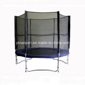 New Product Cheap Kids Big Trampoline Park pictures & photos