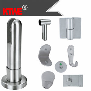 Stainless Cast Steel Bathroom Partition Hardware (KTW08-029)