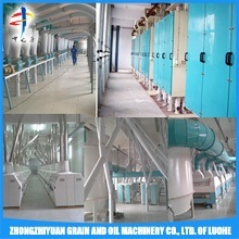 10-25t Wheat Flour Mill Machinery Best Seller