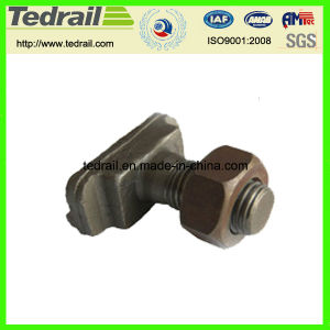 Special Clip Type Railway Bolt Raiway pictures & photos