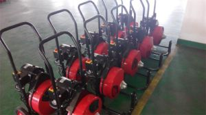 Automatic Roller Type Pipe Dredging Machine (D-300F) pictures & photos