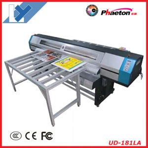 Galaxy Eco Solvent Flatbed Printer, 1.8m, 2.1m, 2.5m, 3.2m Are Available pictures & photos