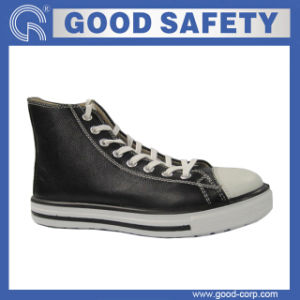Men′s Steel Toe Safety Trainer Shoes with PU Sole (GSI-1031)