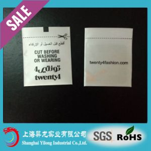 EAS RF Soft Satin Label. EAS RFID Soft Label. RF Chip Inside for The Satin Soft Label EL0010 pictures & photos