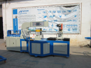 JY-HS50 Spiral Winding Paper Tube Machine