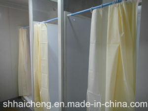 Prefabricated Container Bathroom with Water Proof Inner Wall Panel (SHS-fp-ablution009)