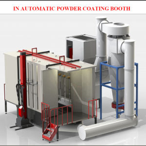 Advanced Vertical Permutation Reciprocator for Powder Coating Machine pictures & photos