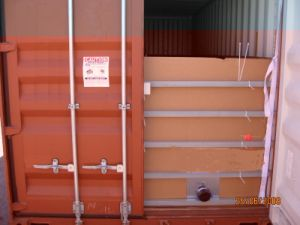 Container Tank for Loading Water (BBL-0022)