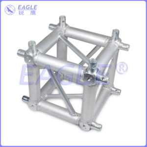 Aluminum Stage Lighting Truss Accessories 6 Way Cube Connector Box