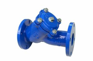DIN Flanged Y -Strainer