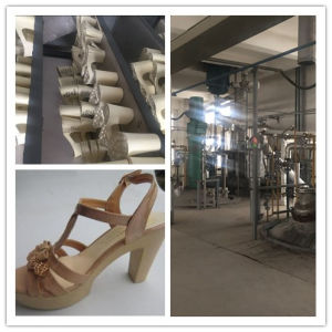 Low Density Polyurethane Resin for High Heel Shoe Sole pictures & photos