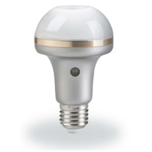 Elegant High CRI 6W LED Bulb Lamp Active Sensor