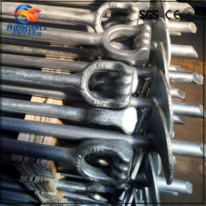 Forged Triple Eye Earth Ground Anchor Rod pictures & photos