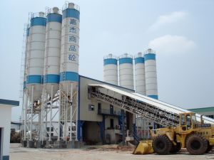 180m3/H Fixed Concrete Mixing Plant