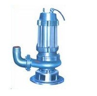 Submersible Stainless Steel Sewage Water Pump (WQS)