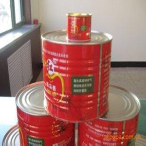 China Canned Tomato Sauce Double Concentrated Tomato Paste