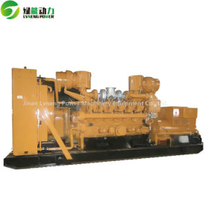 China Coal Mine Gas Generator Set 300-600kw Open Generator Genset pictures & photos