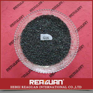 Angular Bearing Steel Grit G16 for Removing Corrosion Surface