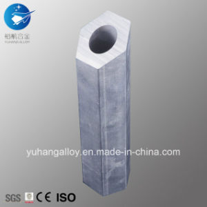 Aluminium Hexagonal Tube with ISO Certificate