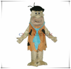 The Flintstones Fred Cartoon Character Mascot Good Quality