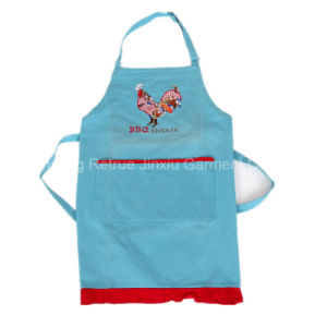 Personalized Baking Embroidered Cooking Bib Apron with Pockets