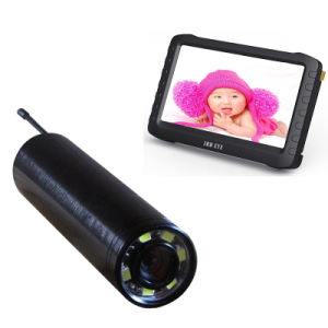 Motion Detect 5inch HD Micro Mini 2.4GHz Wireless Pipe Camera DVR Kit 5-Inch Screen HD Video Recorder Monitor pictures & photos