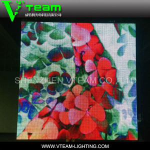 P12 Outdoor Wall Glass LED Display Screen for Commercial Advertising
